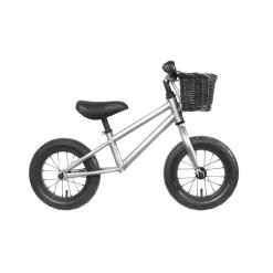 Siech 12″ Kids Bike Boy Silver