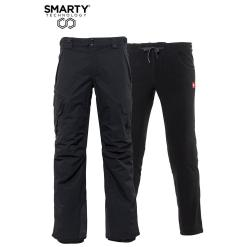 686 Smarty 3in1 Cargo Pant Black
