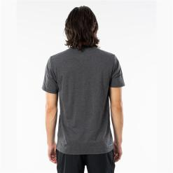 Rip Curl Section Vaporcool Tee Dark Grey Marle