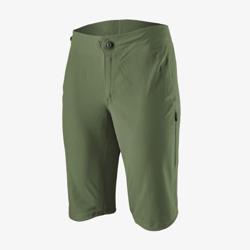 Patagonia Dirt Roamer Bike Shorts – 11 3/4″ Camp Green CMPG