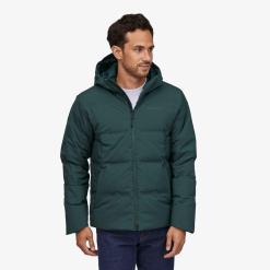 Patagonia Men's Jackson Glacier Jacket Northern Green NORG