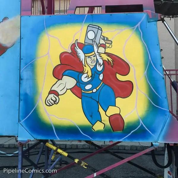 Carnival Avengers Thor