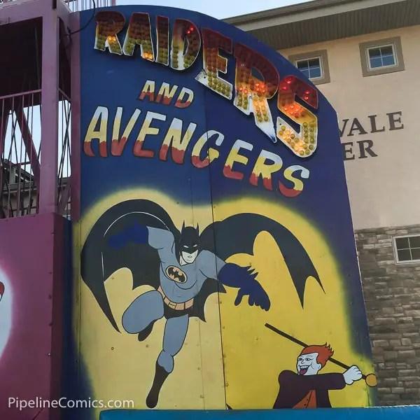 Carnival Avengers Batman