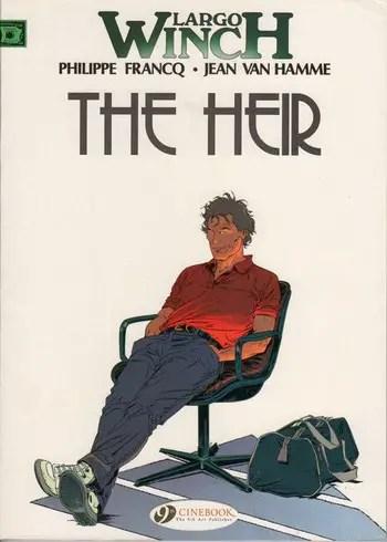Largo Winch v1 The Heir at Cinebook