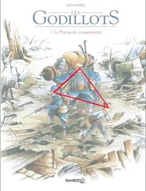 Cover triangle