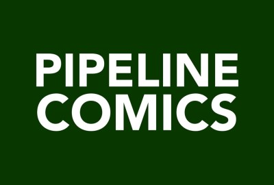 PIpelineComics Logo Featured Item