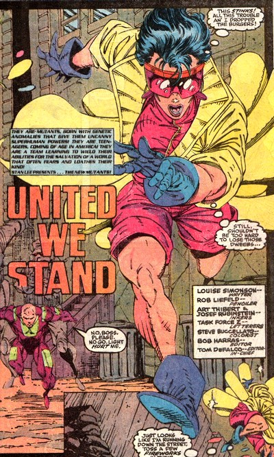 Rob Liefeld draws Jubilee with a foot