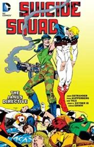 Suicide Squad volume 4 The Janus Directive TPB