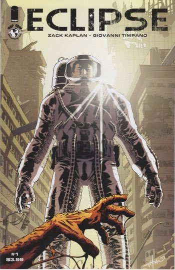 Eclipse #1 cover Image Comics Top Cow