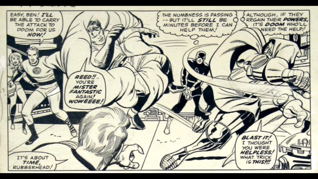 The Mystery of Jack Kirby's 1960s Marvel Artwork
