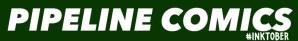 PipelineComics.com Inktober Logo