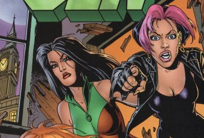 Gen13 by Steve Dillon header