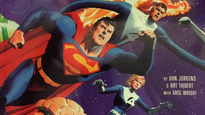 Alex Ross and Dan Jurgens on Superman and the Fantastic Four