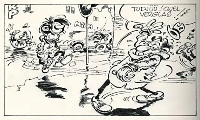 Gaston by Franquin