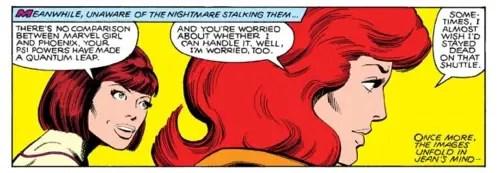 Tom Orzechowski letters Uncanny X-Men #125
