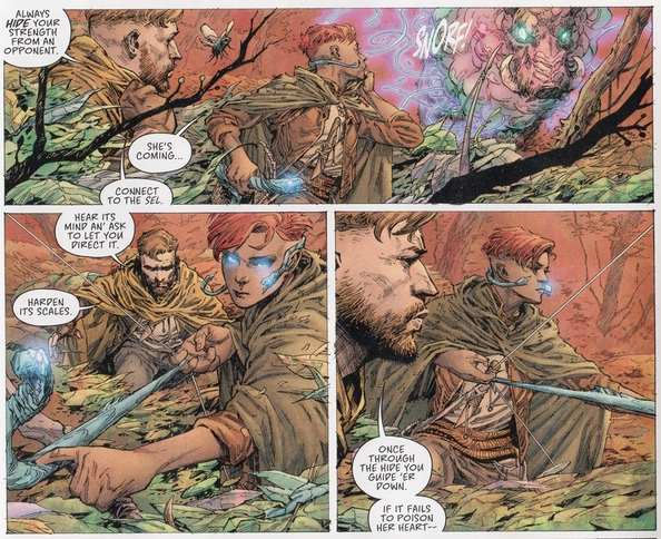 Rus Wooton letters Seven to Eternity