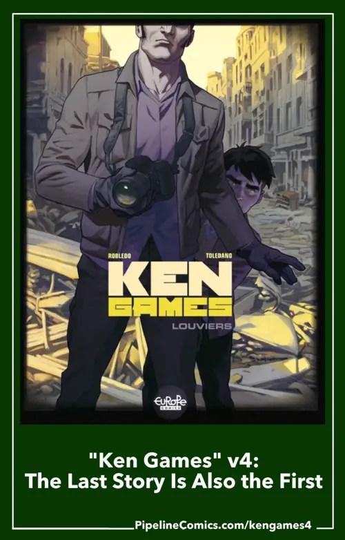 Ken Games v4 cover
