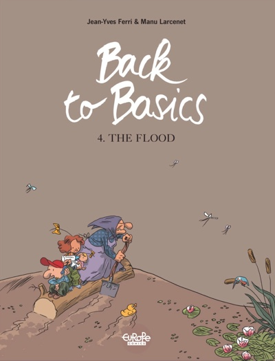 Back to Basics volume 4 cover