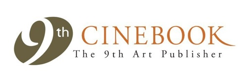 Cinebook BD in English logo