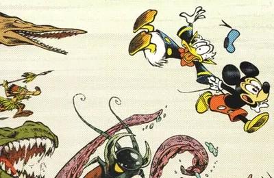 Mickey's Craziest Adventures by Lewis Trondheim, Keramidas, and Brigitte Findakly