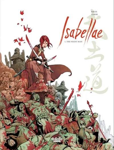 Isabellae v1 cover