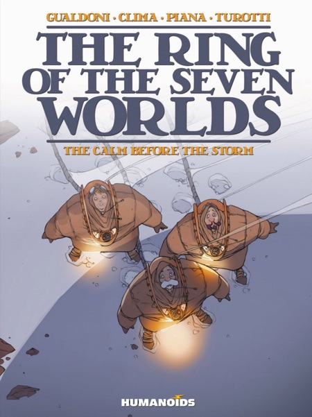 The Ring of the Seven Worlds v1 The Calm Before the Storm cover