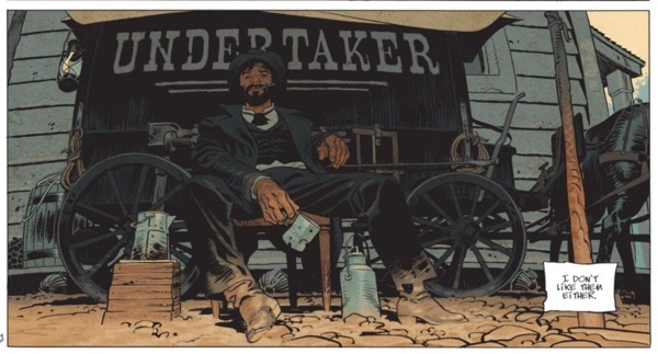 Undertaker intro
