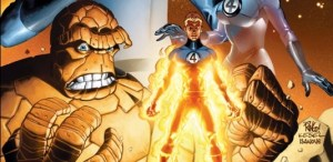 Fantastic Four #60 cover by Mike Wieringo, Rich Isanove, and Karl Kesel
