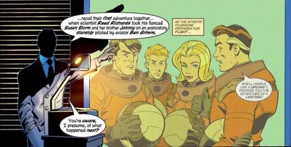 Fantastic Four #60 Page 1 Panel 1