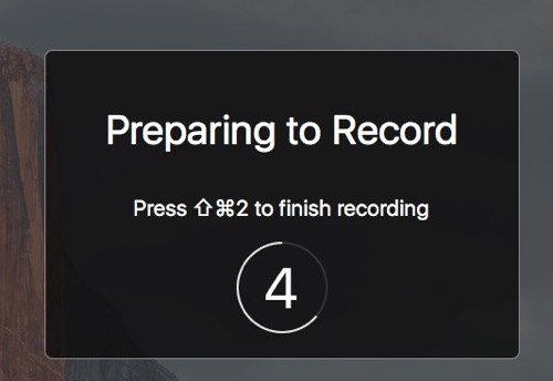 Screenflow Countdown
