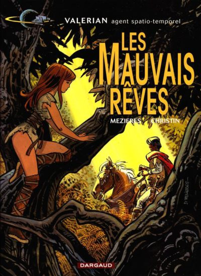 "Volume 0 ""Bad Dreams"" in French cover"