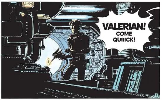 Valerian v14 lighting spotlights the subject perfectly