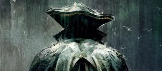 Long John Silver v1 cover header