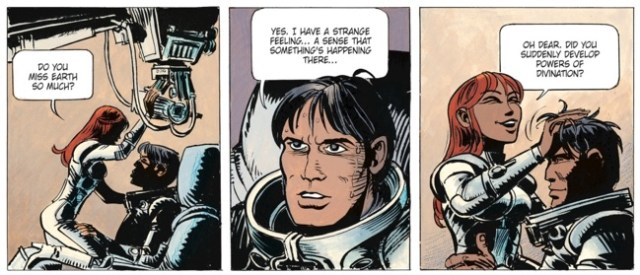 Valerian and Laureline, the cosmos' cutest couple
