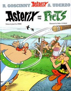 Asterix and the Picts by Jean-Yves Ferri and Didier Conrad