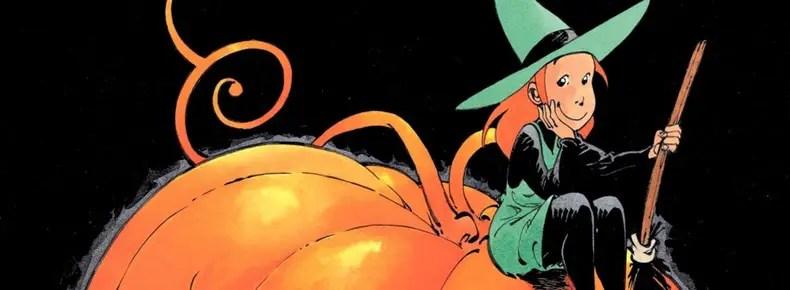 melusine v1 halloween cover detail