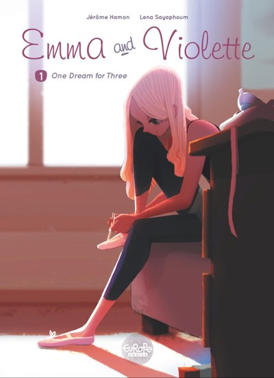 Emma and Violette v1 cover