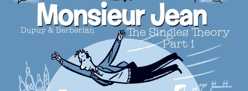 Monsieur John The Singles Theory Part 1 cover detail