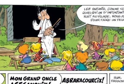 Preview Panel of Asterix v38