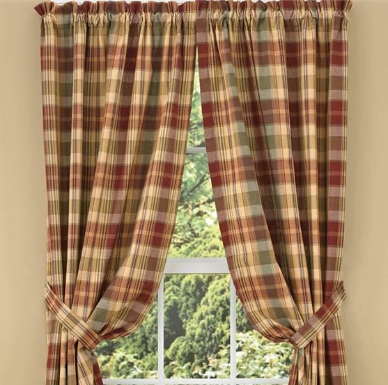 saffron lined drapes 84 set 2