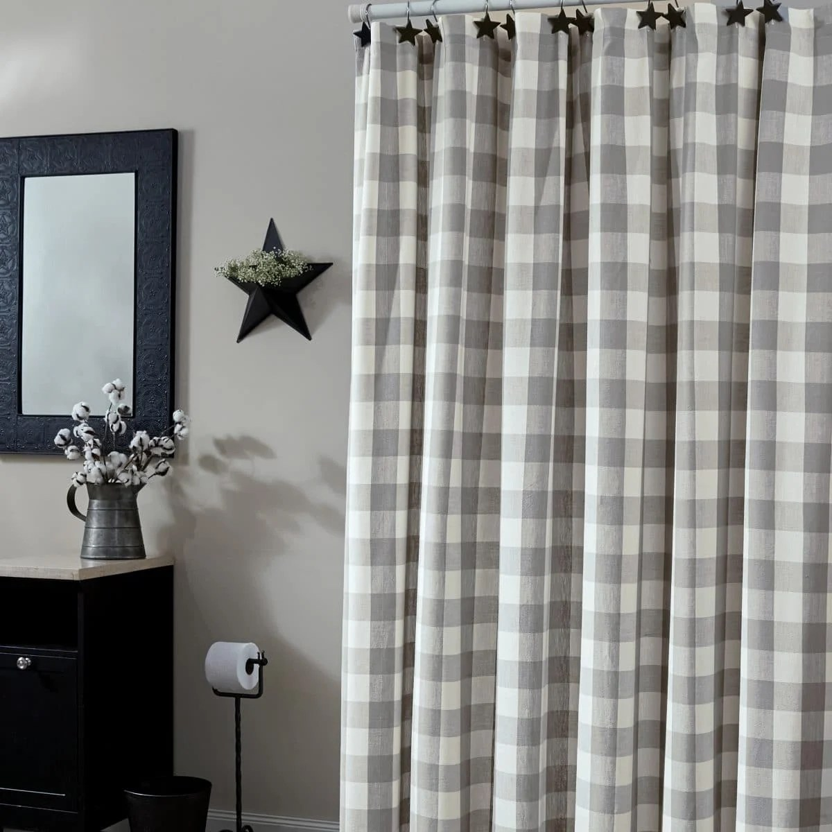 Wicklow Dove Shower Curtain