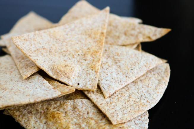 Homemade Baked Tortilla Chips PiperCooks