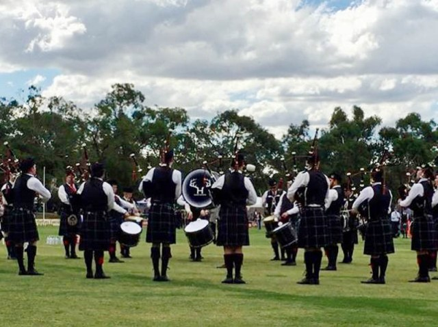 Australian Pipe Band Championships put off until October