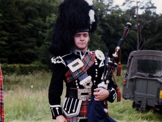 Stuart Liddell: the pipes|drums Interview – Part 4