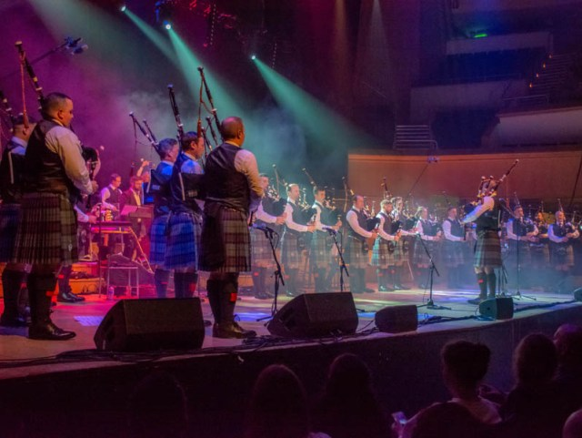 Review: ScottishPower's SP+R concert – Gallus for the people