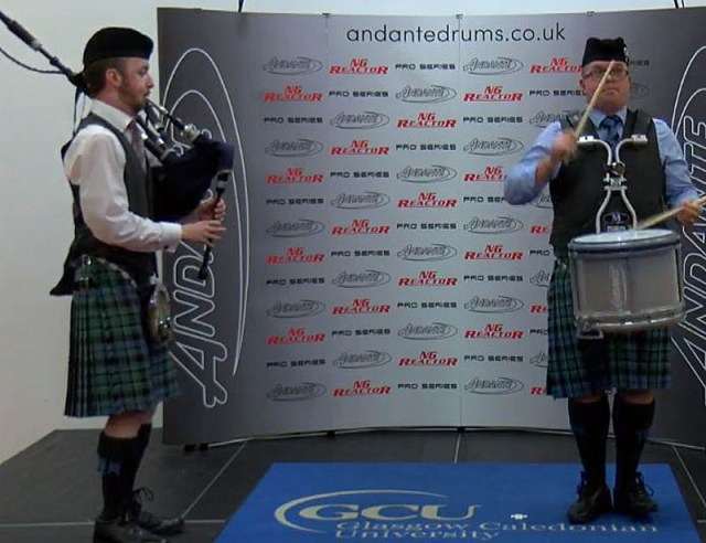 Steven McWhirter: 2019 World Solo Pipe Band Drumming Champion