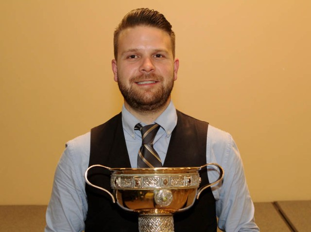 Blaise Theriault: 2019 Nicol-Brown Amateur Champion