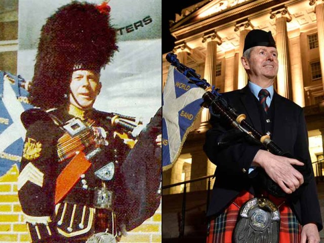 Ian McLellan or Richard Parkes? Which pipe-major is the Greatest of All Time?