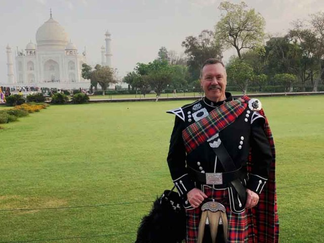 A Second Time Around: one piper's 30-year journey back to enjoying pipe bands again