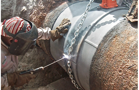 Girth Weld Repair Sleeves Pipeline Products And Services